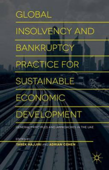 Global Insolvency and Bankruptcy Practice for Sustainable Economic Development 2015 av Dubai Economic Council og Adrian Cohen (Innbundet)