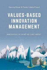 Omslag - Values-Based Innovation Management