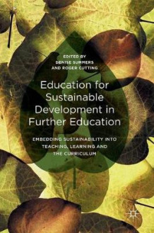 Education for Sustainable Development in Further Education (Innbundet)