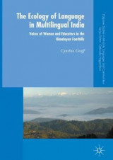 Omslag - The Ecology of Language in Multilingual India