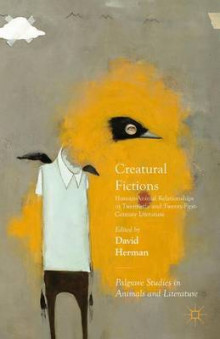 Creatural Fictions av David Herman (Innbundet)
