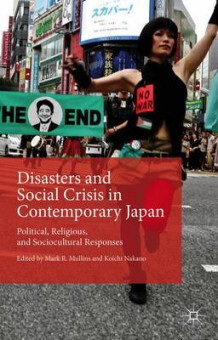 Disasters and Social Crisis in Contemporary Japan 2016 (Innbundet)