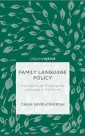 Family Language Policy 2016
