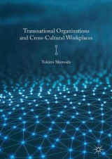 Omslag - Transnational Organizations and Cross-Cultural Workplaces 2017