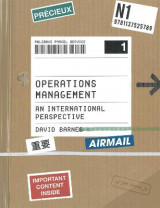 Omslag - Operations Management