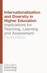 Omslag - Internationalization and Diversity in Higher Education