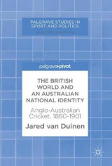 Omslag - The British World and an Australian National Identity