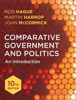 Comparative Government and Politics av Rod Hague, Martin Harrop og John McCormick (Heftet)