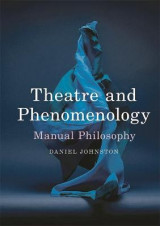 Omslag - Theatre and Phenomenology