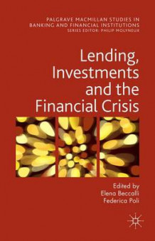 Lending, Investments and the Financial Crisis (Innbundet)