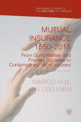 Omslag - Mutual Insurance 1550-2015 2016