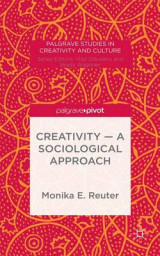 Omslag - Creativity - A Sociological Approach 2015