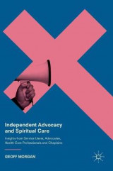 Omslag - Independent Advocacy and Spiritual Care 2017