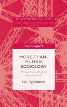 A New Sociological Imagination 2015 av Olli Pyyhtinen (Innbundet)