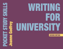 Writing for University 2016 av Jeanne Godfrey (Heftet)