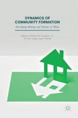 Omslag - Dynamics of Community Formation