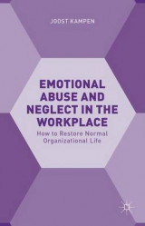 Omslag - Emotional Abuse and Neglect in the Workplace 2015