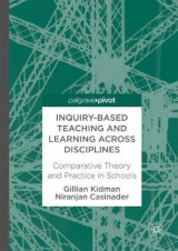 Omslag - Inquiry-Based Teaching and Learning across Disciplines