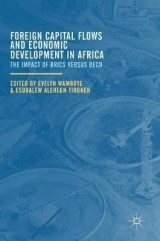 Omslag - Foreign Capital Flows and Economic Development in Africa