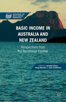 Basic Income in Australia and New Zealand (Innbundet)