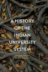 Omslag - A History of the Indian University System