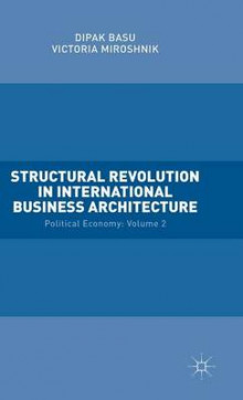 Structural Revolution in International Business Architecture 2015: Volume 2 av Dipak Basu og Victoria Miroshnik (Innbundet)