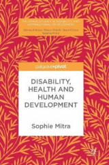 Omslag - Disability, Health and Human Development