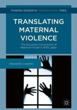 Omslag - Translating Maternal Violence 2017