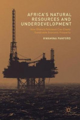 Omslag - Africa's Natural Resources and Underdevelopment