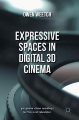 Omslag - Expressive Spaces in Digital 3D Cinema 2016