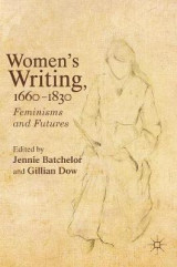 Omslag - Women's Writing 1660-1830 2016