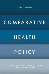 Omslag - Comparative Health Policy