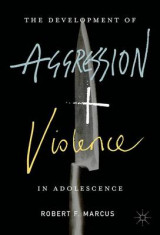 Omslag - The Development of Aggression and Violence in Adolescence 2017
