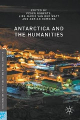 Omslag - Antarctica and the Humanities 2017