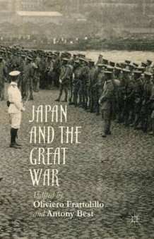 Japan and the Great War 2015 (Innbundet)