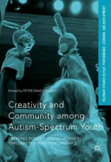 Omslag - Creativity and Community Among Autism-Spectrum Youth 2016
