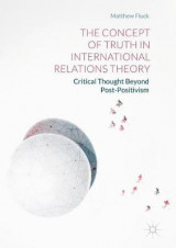 Omslag - The Concept of Truth in International Relations Theory