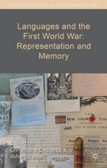 Languages and the First World War: Representation and Memory 2016 (Innbundet)