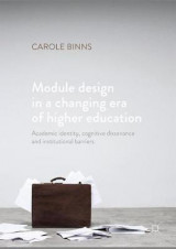 Omslag - Module Design in a Changing Era of Higher Education