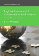 Omslag - Regional Environmental Cooperation in South America