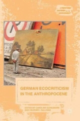 Omslag - German Ecocriticism in the Anthropocene