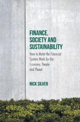 Omslag - Finance, Society and Sustainability