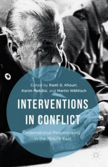Interventions in Conflict 2016 (Innbundet)