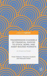 Omslag - Transmission Channels of Financial Shocks to Stock, Bond, and Asset-Backed Markets 2016