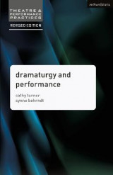 Omslag - Dramaturgy and Performance