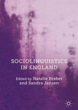Omslag - Sociolinguistics in England