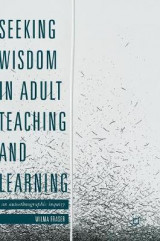 Omslag - Seeking Wisdom in Adult Teaching and Learning