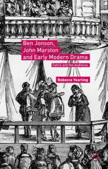 Ben Jonson, John Marston and Early Modern Drama 2016 av Rebecca Yearling (Innbundet)