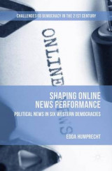Omslag - Shaping Online News Performance 2016