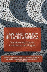 Omslag - Law and Policy in Latin America 2017